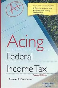 Acing Income Taxation by Samuel Donalson Download