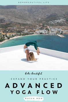 Iyengar Yoga, Ashtanga Yoga, Vinyasa Yoga, Boho Beautiful, Beautiful Life, Yoga Sequences, Yoga Poses, Free Yoga Classes, Routine
