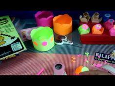 Dicas de decoração para festa neon - YouTube