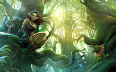 fantasy forest - Google Search