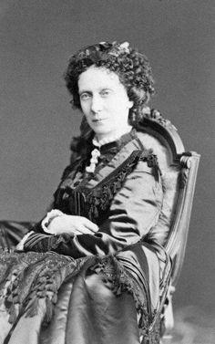 "Empress Maria Alexandrovna of Russia…..wife and consort of Tsar Alexander II of Russia.  ""AL"""