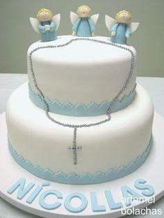 誕生日 生日 Birthday    artemel bolachas: O batizado do Nícollas