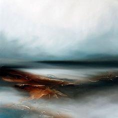 Paul Bennett - Seascape / Landscape 2011, Autumn 5 - Oil on Canvas - 60cm X 60cm