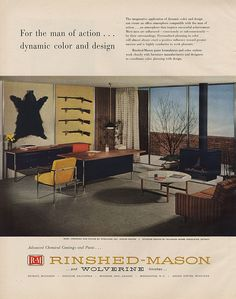 RINSHED-MASON / FOR THE MAN OF ACTION...