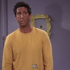 """funny quotes & We choose the most beautiful 28 Reasons Ross Geller Is Actually The Best Character On """"Friends"""" for you.Ross friends tv show Funny quotes most beautiful quotes ideas Ross Friends, Friends Tv Show, Friends Actors, Lol So True, Tv Show Quotes, Movie Quotes, Funny Quotes, Netflix, Tv Shows Funny"""