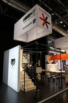 Goldstein Studios meets Euroshop Düsseldorf 2014 | Innenarchitektur | Retail Design | Goldsteinstudios | Instore Installation | Visual Merchandising | Visual Marketing | Window Design | Heritage | Vintage | Gerüstbau | Blattgold |