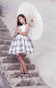 Moda infantil verano 2013 9