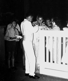 Elvis Presley in Germany - August 1959