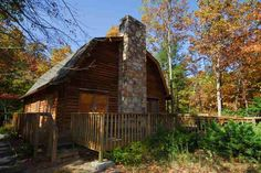 Luxury Mountain Log Cabin  - vacation rental in Gatlinburg, Tennessee. View more: #GatlinburgTennesseeVacationRentals