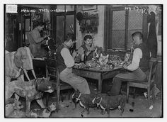 Making toys, Germany - Bain News Service, publisher [between ca. 1915 and ca. 1920] Library of Congress