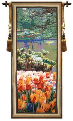 Keukenhof Portiere I Tapestry