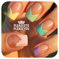 Instagram photo by pleasedtopleaseyou #nail #nails #nailsart