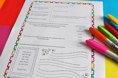 Guided journaling is a great way to break writer's block and get your thoughts down on paper. These are awesome printables to get started. Would be fun for my young women too.