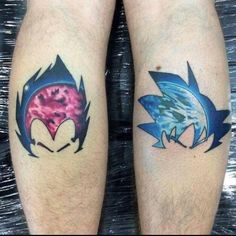 The Hair is all you need is listed (or ranked) 6 on the list 22 Awesome Dragon Ball Z Tattoos For Hardcore Fans