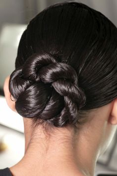 The Prettiest Braided Updos to Copy From the Runway