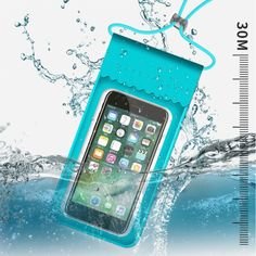 Waterproof Phone Case, Boost Mobile, Mobile Cases, Water Sports, Pouch, Swimming, Phone Cases, Halter, Diving