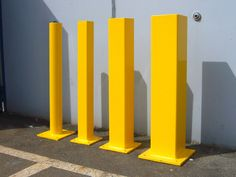 If you are looking for the best Steel Bollards then safety express is the right place for you. We at safety express understand the importance of road safety devices and hence we make sure that our products are made to last. All our Wheel Stops are made up using superior quality of materials that will make sure that you are provided with a cost effective and long service life. To know more about our services give us a call or visit our website. Speed Bump, Superior Quality, Parking, This Is Us, Safety, Lights, Steel, Website, Life