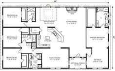 4 bedrooms 4 bathroom universal design house plans | Small Bathroom Decorating Ideas Images Small Living Room Design Ideas ...