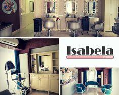 #isabelastudio #sibiu #beauty Salons, Vanity, Studio, Modern, Furniture, Beauty, Home Decor, Dressing Tables, Lounges