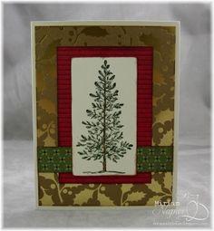 Miriam's Delirium: Simple Christmas Cards - OWH