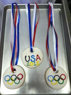 Society Bakery Olympic Sugar Cookies