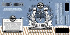 mybeerbuzz.com - Bringing Good Beers & Good People Together...: Upper Hand - Double Ringer Double IPA Bottles