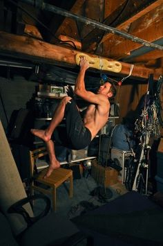 """Want to climb hard? Do this: """"The Straight Dope: Climbing Fitness in 4 Weeks"""""""
