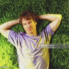 Actor Dennis Quaid is photographed for Parade Magazine on March 1 1999 in Los Angeles California