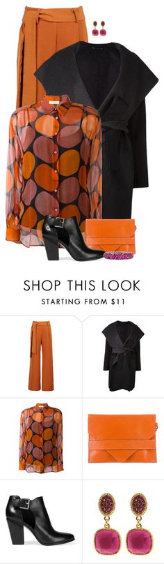 """""""Wallet"""" by tinayar on Polyvore featuring WithChic, Diane Von Furstenberg, Paul by Paul Smith, Etro and MICHAEL Michael Kors"""