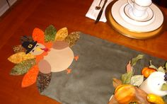 Thanksgiving Holiday table. #Thanksgiving #Decor