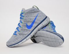 #Nike Free Flyknit Chukka fall/winter 2014 #sneakers