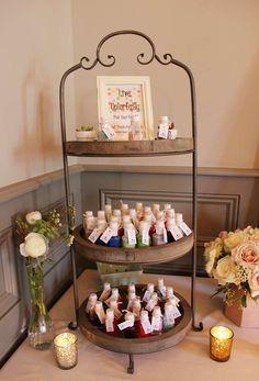 Nail polish bridal shower favors. See more bridal shower favor ...