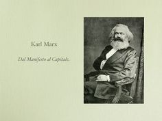 Video sulla visione di Marx circa il proletariato, la merce e il valore. | ^ https://de.pinterest.com/micheleusai2011/karl-marx/