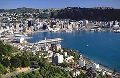 Wellington, New Zealand: I think New Zealand in general would be a good place to be if the rest of the world gets too chaotic and to hell in a hand basket.