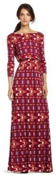 Rachel Pally Women's Briar Print Maxi Dress