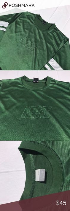 edea4cd4c10e Vintage 90 s Nike Hockey Jersey Shirt Comfortable  ✓ Stylish  ✓ Great  Condition
