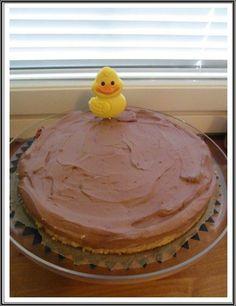 SUKLAAMOUSSEKAKKU  CHOCOLATE MOUSSE CAKE