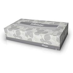 Kleenex Facial Tissue (21606), Flat Tissue Boxes, 48 Boxes / Case, 125 Tissues / Box  http://www.cheapindustrial.com/kleenex-facial-tissue-21606-flat-tissue-boxes-48-boxes-case-125-tissues-box/