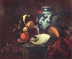 Dutch Golden Age - Conservapedia; William Kalf