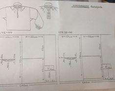 Bilderesultat for mønster til bunadskjorte