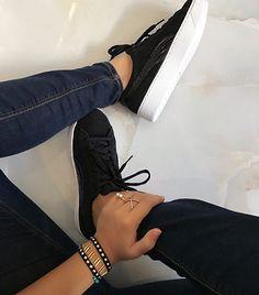 puma vikky platform sneaker low