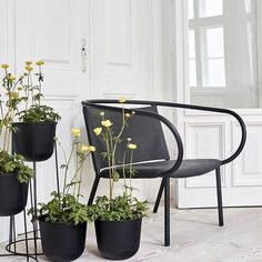 Wire Base og Wire Pot 🖤 Vi har alle str. og farger på lager! 😉 👉🏻interior24.no