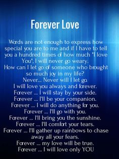 Check out my new PixTeller design! :: Forever love words are not enough to express how special you a...