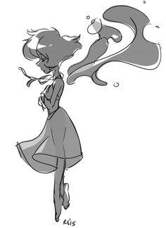 Steven Universe, Lapis by Rebecca Sugar