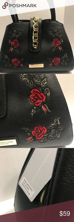 Marc New York Purse 🕶 New with Tags .  Inside liner has a rip that can easily be sewn in , it cannot be seen unless you pull the liner up. Andrew Marc Bags Shoulder Bags