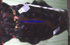 100% Human Remy - Virgin - Full Cuticle Hair