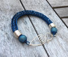 Cool Blues by Didi Lou on Etsy