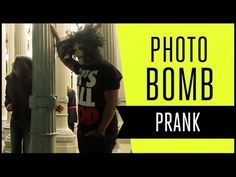 """""""Photo Bomb Prank"""" by Molo Nation  --Now this is some fun and friendly photobombing!"""