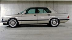 Bid for the chance to own a 1988 BMW at auction with Bring a Trailer, the home of the best vintage and classic cars online. Bmw M5 F10, Bmw 535i, Volkswagen Golf Mk1, Bmw Vintage, Vw Scirocco, Bmw Alpina, Bmw Classic Cars, Bmw Series, Bmw Cars