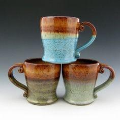 pottery mugs - Google Search